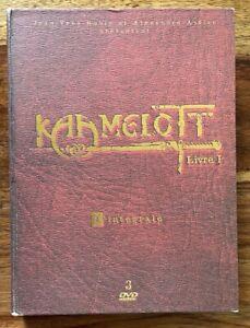 Kaamelott : Livre I (Alexandre Astier) - Coffret 3 DVD