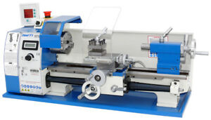 SWM Vario Leitspindel Tisch Drehmaschine Drehbank Varioline TDM 400D NEU