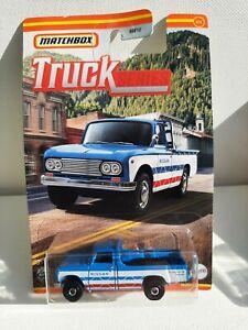 Matchbox Trucks. Nissan Junior. New IN Box