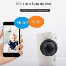 1080P Mini Camera Wifi Night Vision Wireless Small Home Security Cam US