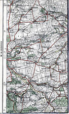 Mellingen Pfiffelbach 1928 kl. orig. Teilkarte/Ln. Magdala Kromsdorf Buttelstedt