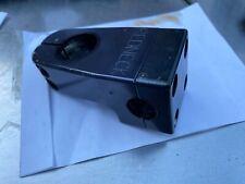Promax S-35 Stem //-0 1 1//8 Aluminum Black 60mm 35 Clamp
