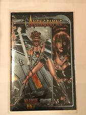 Avengelyne foil cover Mazimum Press #1  May 1995