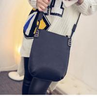 Women's Vintage Messenger Small Bucket Handbags Leather Crossbody Shoulder Bags
