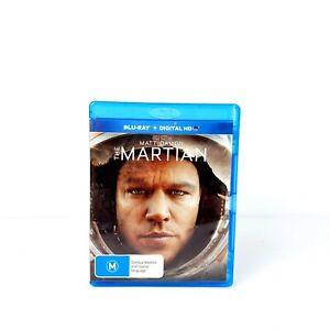 The Martian - Blu-Ray - FREE POST