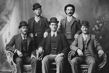 New 5x7 Photo: Butch Cassidy's Wild Bunch, Butch Cassidy and the Sundance Kid