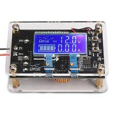 DROK DC-DC Adjustable Buck Voltage Converter Stabilizer 6-32V to 1.25-32V LCD...