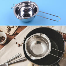 Stainless Steel Double Boiler Pot for Melting Chocolate Candy and Candle Making