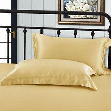 Oxford Silk Pillowcase 19mm 100% Mulberry Silk Pillowcover Standard/Queen/King