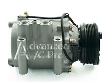 2005 05 Chevrolet Equinox V6 3.4L New AC A/C Compressor With Clutch 1 Yr Wty