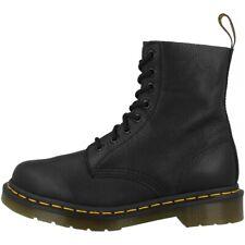 Dr. Martens 1460 Pascal Boots 8-Loch Stiefel Damen Schuhe black virgina 13512006