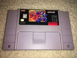 Mega Man 7 (Super Nintendo Entertainment System, 1995) - SNES