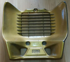 Kühlerverkleidung Kühlergrill RS50 RS80 Verkleidung Kühler Aprilia Extrema gold