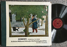 "JOSE ITURBI Beethoven's Concerto No. 3 In C Minor RCA VICTOR DM-801 5x12"" 78s"
