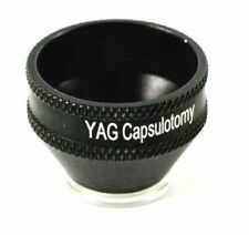 YAG Capsulotomy Lens Ophthalmology And Optometry Laser Lens By Oftalmologia