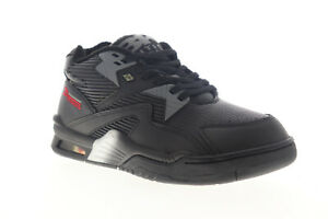 British Knights Control Mid BMCONML-069 Mens Black Lifestyle Sneakers Shoes