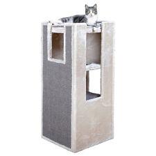 TRIXIE GATTI TIRAGRAFFI CAT TOWER SARITA grigio chiaro/Grigio, NUOVO