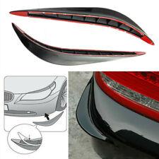 2x Parts Accessories Car Body Corner Bumper Guard Anti-rub Protector Stickers