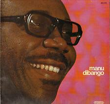 "MANU DIBANGO ""SOMA LOBA"" AFRICAN SOUL & FUNK LP 1971 FIESTA 360.045"