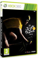 Xbox 360 Game - LeTour de France 2012  [Brand New - Top edge of Case is smashed]