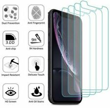 4 Pack For Apple iPhone 11/ 11 Pro / 11 Pro Max Screen Protector Tempered Glass