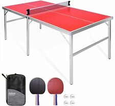Table Tennis Game Set   Indoor / Outdoor Portable Table Tennis Game