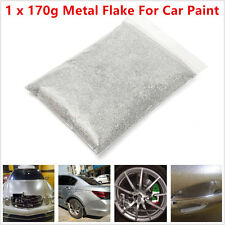 "6oz / 170g Silver Metal Flake 0.4mm/0.016"" For Car Auto Paint Additive Universal"