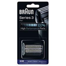 Braun Scherblatt/Scherfolie 30B Syncro Series 3 u. 7000/4000 SB7000 schwarz