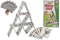 M.Y Giant 54pc Garden Game Eva Giant Playing Cards In Colour Box Outdoor Fun