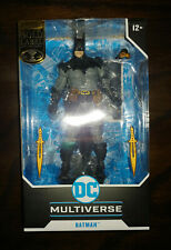"Todd McFarlane designed BATMAN DC Multiverse 7"" Figure MIB Gold Label Collection"