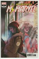 Magnificent MS MARVEL #1 RI 1:25 Incentive Tarr VARIANT Marvel Comics High Grade