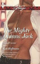 The Mighty Quinns: Jack Hoffmann, Kate Mass Market Paperback