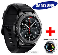 [*Fast Dispatch] Samsung Gear S3 Frontier Bluetooth Smart Watch + 3 ScreenGuards