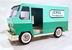 Vintage 1950's 60's 70's Buddy L Jewel Home Delivery Truck Van NICE