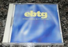SEALED! Everything But The Girl JAPAN PROMO ONLY CD 20 tracks EBTG more listed