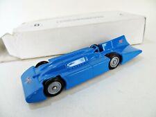 LLEDO PM111 B '1935 BLUE BIRD - M. CAMPBELL'. MINT/BOXED. LAND SPEED RECORD CAR.