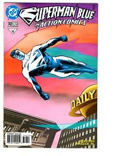 10 Action Comics DC Comic Books # 742 743 746 747 748 760 761 762 764 767 CB8
