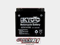 Batterie moto kyoto YTX14-BS Gilera Nexus 250 2007