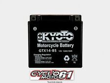 Motocycle battery kyoto YTX14-BS Buell S1 1200 Lighting 1997 1998 1999
