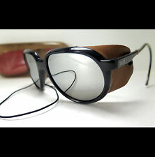 VINTAGE BOLLE FRANCE SUNGLASSES GLACIER CLIMBING CAT MOTORCYCLE FISHING FLY SKI