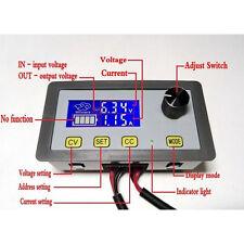 Adjustable 5A Step-Down Power Supply Buck Module 6V-32V to 0-32V LCD Display NC