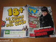 TV SORRISI E CANZONI=2012/52=VITTORIA PUCCINI=PAOLA PEREGO=BLANCA ROMERO=