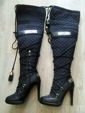 Stiefel von Moschino Gr. 39