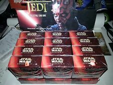 Star Wars Young Jedi CCG Menace of Darth Maul Starter Deck FACTORY SEALED