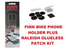 FINN Bicycle Bike Phone Mount Holder Genuine Bike Citizen & Raleigh Patch Kit