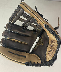 Rawlings Renegade R130H Baseball Softball Glove LHT Leather Adjustable Strap