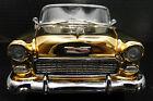 55 Chevy Classic Car Race Hot Rod Carousel Gold 24k Custom Promo Dream Concept1