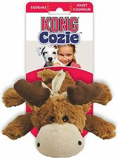 KONG Cozie Dog Squeaky Toy Marvin the Moose (Medium size) - New With Tags