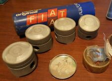 Fiat 124BC 1608 engine 80.2mm pistons High compression - Original Fiat -
