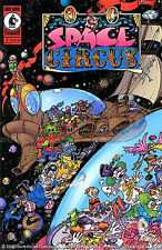 SPACE CIRCUS # 2 - COMIC - 2000 - 9.4